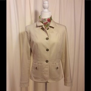 TALBOTS  Jacket, great for Business or Casual